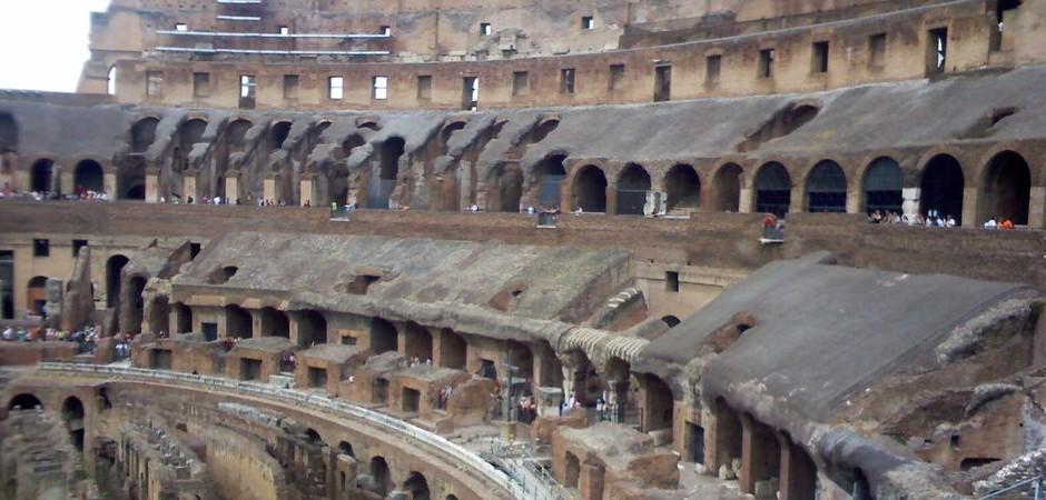 5. Jazyková výprava: Slavné Koloseum v Římě