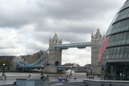 8. Jazyková výprava: Tower Bridge, London