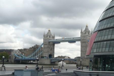 8. Jazyková výprava: Tower Bridge, London