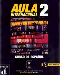 Učebnice španělštiny pro pokročilé začátečníky Aula internacional 2