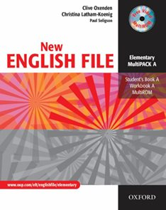 New English File Multipack A