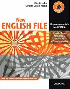 New English File upper-intermediate Multipack A