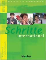 Učebnice němčiny pro začátečníky Schritte international 1