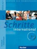 Učebnice němčiny pro falešné začátečníkcy Schritte international 3