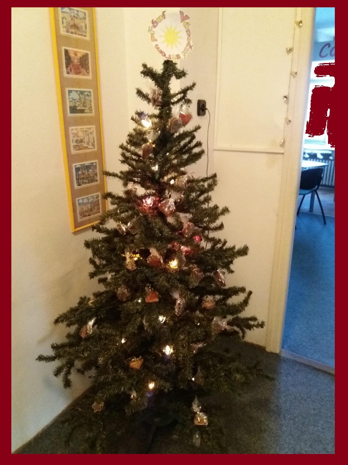 vánoční strom přání 2